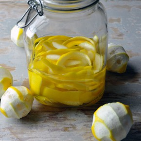 Meyer Lemon Limoncello